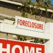 Foreclosure Real Estate Sign — Stock Photo #2360822