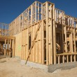 Construction Home Framing Abstract — Stock Photo #2360829