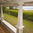 Oceanfront House Lanai — Stock Photo #2367101