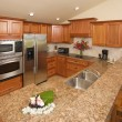 Modern Kitchen Interior - Photo