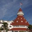 Beautiful Hotel Del Coronado, San Diego — Stock Photo #2367365