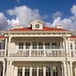 Home Facade Architectural Abstract — Stock Photo