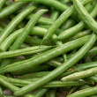 Fresh Green Beans - Foto de Stock  