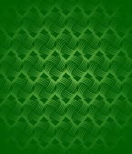 Green Tileable Wallpaper Background — Stock Vector