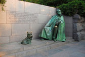 Franklin D. Roosevelt Memorial — Stock Photo