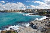 Bronte Bay - Sydney beach — Stock Photo