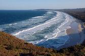 Ocean waves in Byron Bay, Australia — Stock Photo