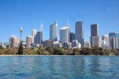Sydney skyline — Stock Photo