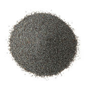 Pile of poppy seed — Stock Photo