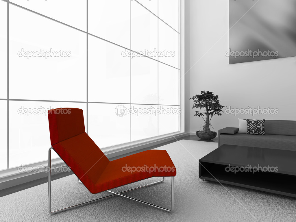 Red chair photography - The Red Chair Photography Red Chair Stock Photo Aspect3d 2403312