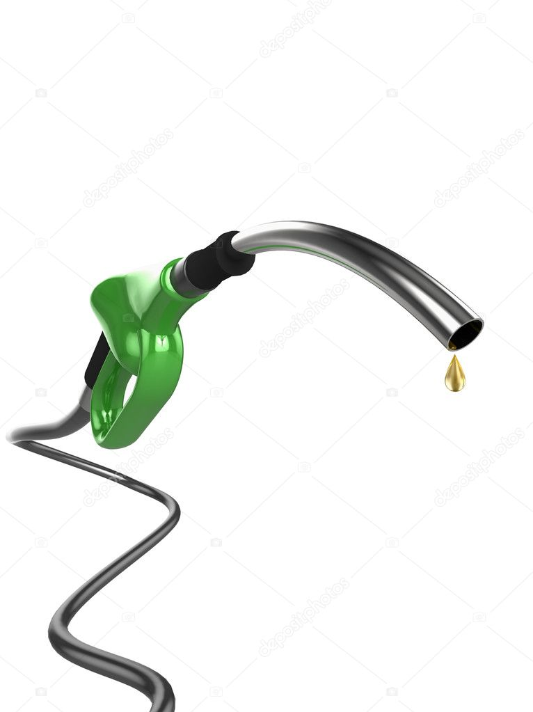 High quality illustration of a petrol (gas) pump. Please see my portfolio for more in the series. — Stock Photo #2489997