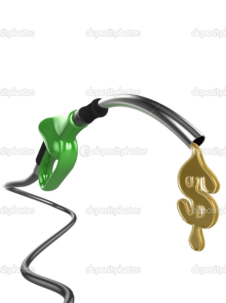 High quality illustration of a petrol (gas) pump. Please see my portfolio for more in the series. — Stock Photo #2490010