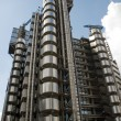 The Lloyds building in London — Stock Photo