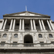 The Bank of England — Foto de Stock