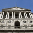 Die Bank of england — Stockfoto