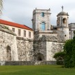 Стоковое фото: Old fortress in historic neighbourhood in H