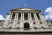 The Bank of England — Stock Photo