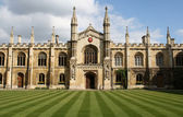 Cambridge college — Stock Photo