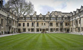 Universidade de Oxford — Fotografia Stock