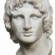 Bust of Alexander the Great — Stock Photo