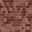Bricks pattern in shades of brown — Stock Photo