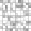 Small gray and white tiles texture — Stock Photo #2347709