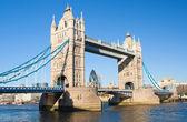 The Tower Bridge in London — Stock Photo