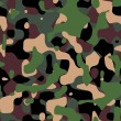 Military camouflage texture — Stock Photo