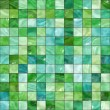 Shiny seamless green texture — Stock Photo #2364741