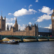 The Houses of Parliament (Big Ben) — Stock Photo #2369477