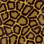 Seamless jaguar or leopard fur texture — Stock Photo