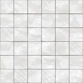Texture lucida piastrelle bianche senza soluzione di continuità — Foto Stock