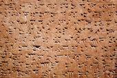 Escrita cuneiforme da suméria a antiga — Foto Stock