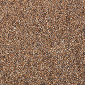 Brown stone gravel texture — Stock Photo