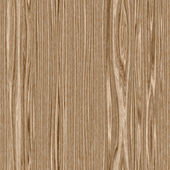 Seamless wood texture with knots — Stock Photo