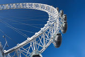 Detail of the London Eye — Stock Photo