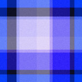 Realistic blue seamless tartan — Stock Photo