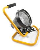 Halogen work light — Stock Photo