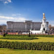Royalty-Free Stock Photo: Buckingham Palace in London