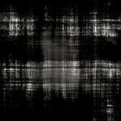 Seamless black dirty canvas texture — Stock Photo