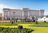 Buckingham Palace in London — Stock Photo
