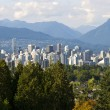 Stock Photo: Vancouver Cityscene