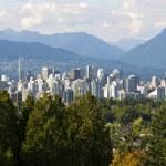 Vancouver cityscene — Photo
