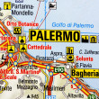 Palermo, Italy — Stock Photo