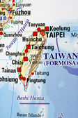 Taiwan — Stockfoto