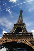 Eiffel Tower Paris — Stock Photo