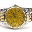 Golden watch — Stock Photo