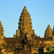 Angkor Wat at sunset, cambodia. — Stock Photo