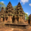Stock Photo: Banteay srei, Angkor, Cambodia.