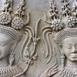 Apsara, Angkor Wat. Cambodia. — Stock Photo #2334993